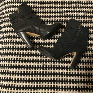 Vince Camuto  leather bootie